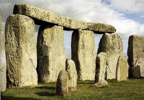 image des dolmens Stonehenge_dolmen